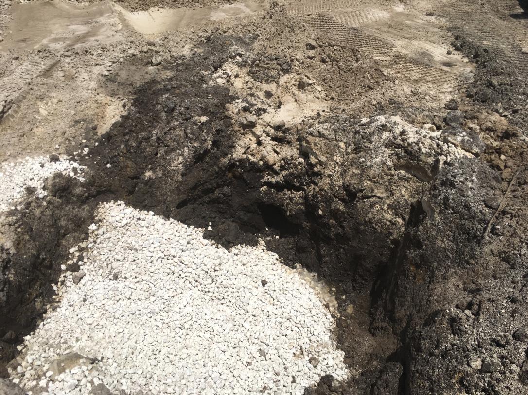 2 Fwy drainage