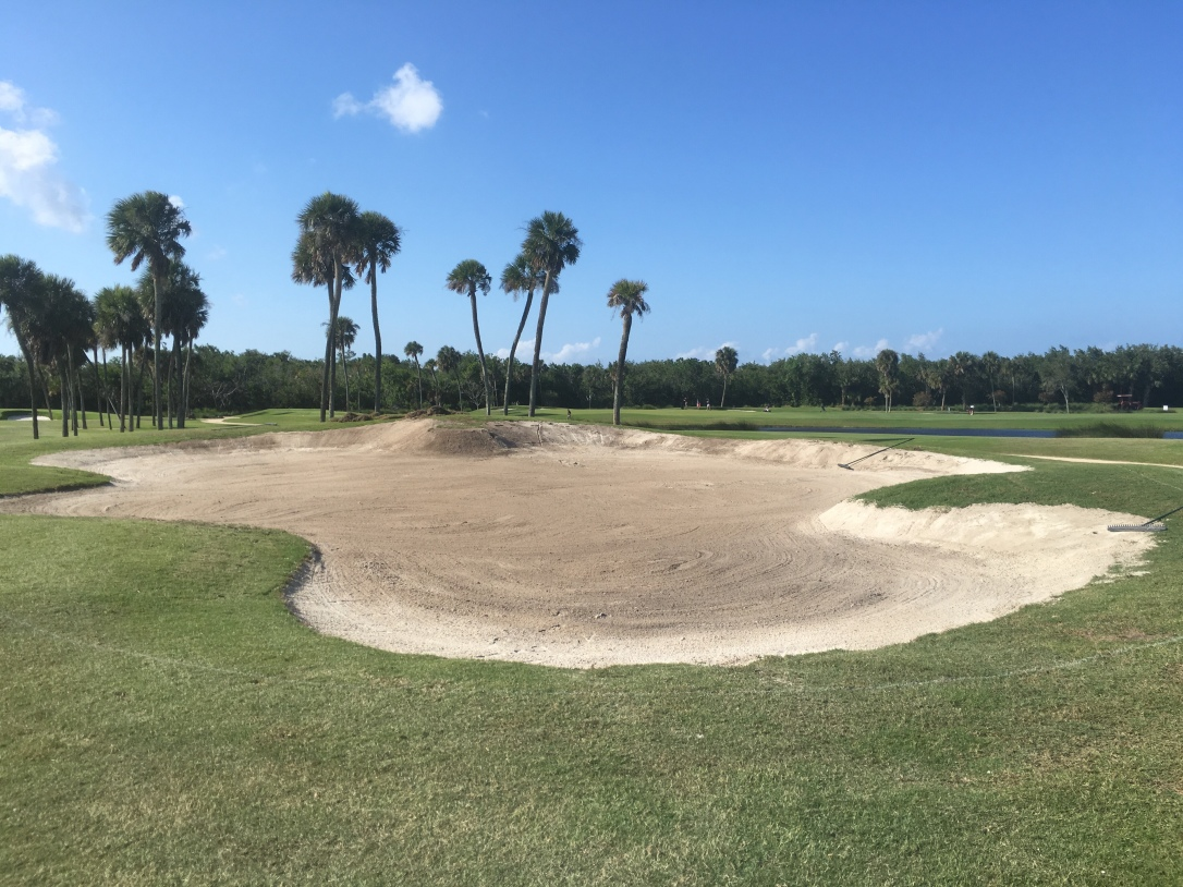 2 Fwy bunker awaiting Sod