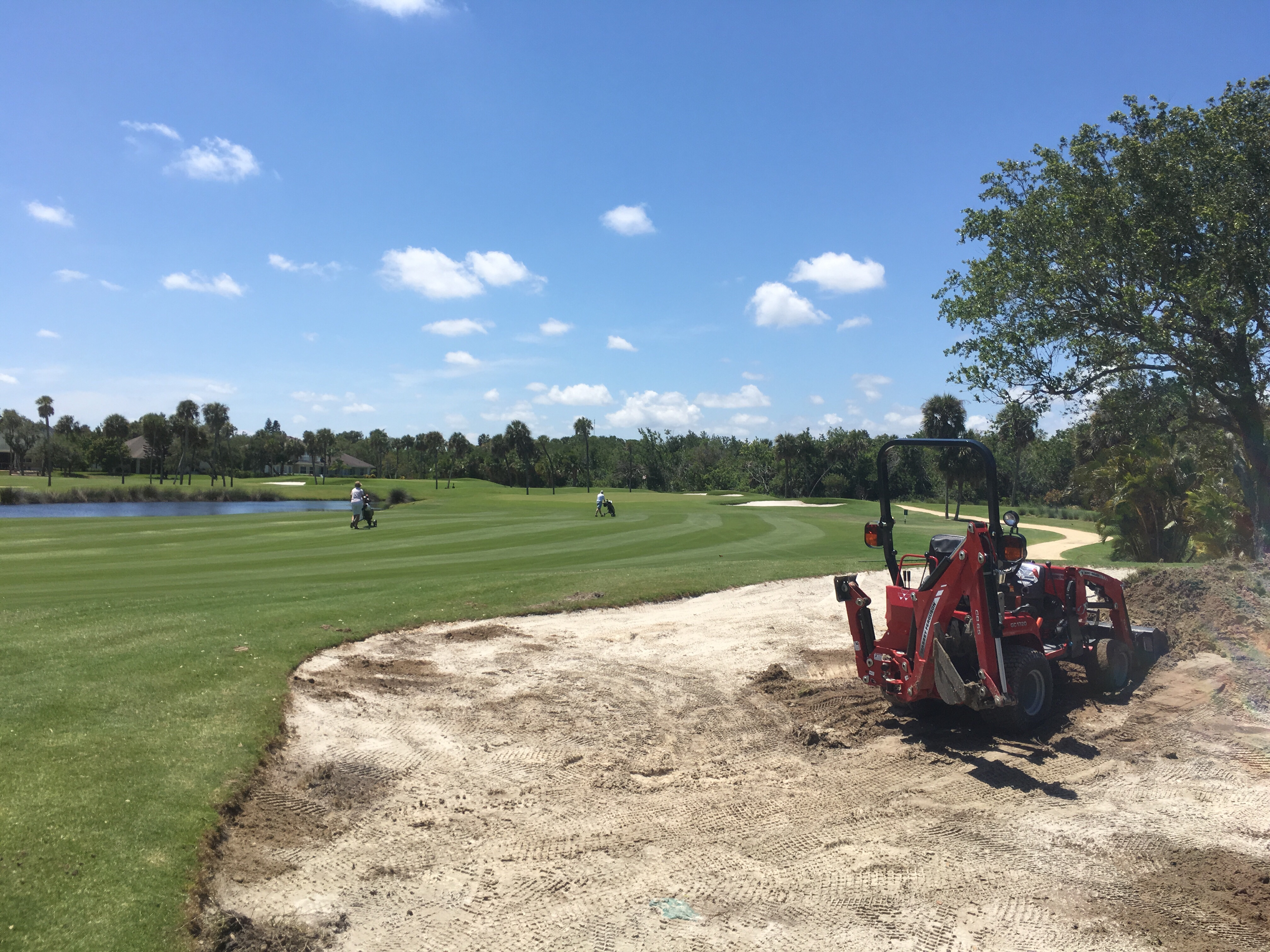 4 Fwy bunker nose removal